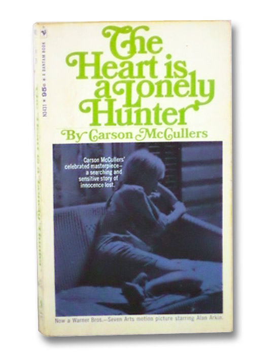 a summary of the novel the heart is a lonely hunter by carson mccullers