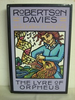 Lyre of Orpheus (The Cornish Trilogy Book 3), Davies, Robertson