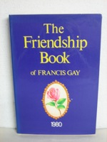 Friendship Book of Francis Gay, 1980, Gay, Francis