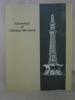 Chronology of Pakistan Movement March 23, 1940 - August 14, 1947, Department of Archives