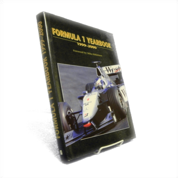 Formula 1 Yearbook 1999-2000, Domenjoz, Luc