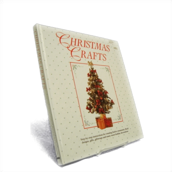 Christmas Crafts: Step-by-Step Instructions for Creating Festive Ornaments, Floral Designs, Gifts, Giftwraps, and Many More Holiday Decorations, MacLeod, Jilly