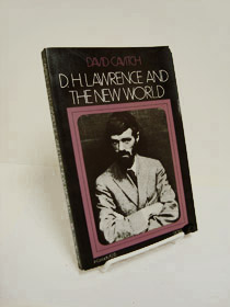 D.H. Lawrence And The New World, Cavitch, David