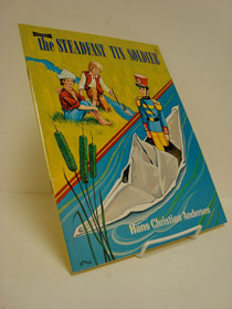 The Steadfast Tin Soldier (Artcraft Series), Andersen, Hans Christian