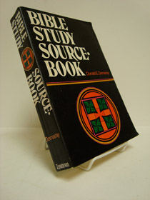 Bible Study Sourcebook, Demaray, Donald E.