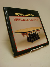 Furniture by Wendell Castle, Taragin, Davira S.; Cooke, Edward S., Jr.; Giovannini, Joseph; [Castle, Wendell]