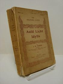 Auld Licht Idylls (The Belmore Series), Barrie, J.M.