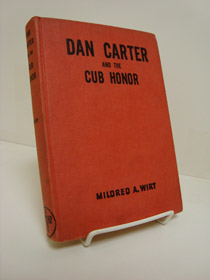 Dan Carter and the Cub Honor, Wirt, Mildred A.