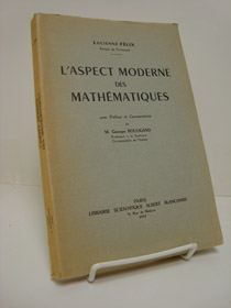 L'Aspect Moderne Des Mathematiques, Bouligand, M. Georges