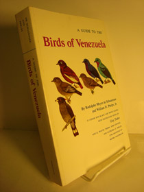 A Guide to the Birds of Venezuela, de Schauensee, Rodolphe Meyer
