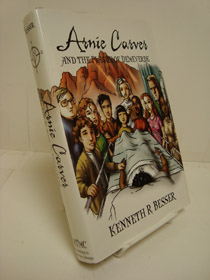Annie Carver and the Plague of Demeverde, Besser, Kenneth R.