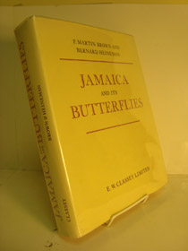 Jamaica and Its Butterflies, Brown, F. Martin; Heineman, Bernard