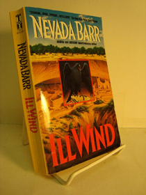 Ill Wind (The Anna Pigeon Mystery Series Book 3), Barr, Nevada