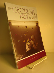 The Georgia Review, Summer 2009 (Volume LXIII, Number 2), Corey, Stephen