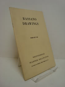 Bassano Drawings (February 1961), Bassano; Seiferheld Master Drawings