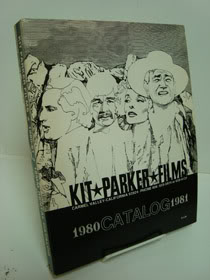 Kit Parker Films 1980/1981 Catalog, Parker, Kit (Editor)