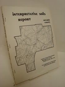 Interpretative Soils Report: Ontario County, Higgins, B.A.; Winkley, H.E.; Lyford, H.J.; Rappa, J.J.; Goetz, L.A.