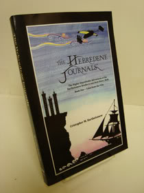 The Hebredene Journals: The Highly Improbable Adventures of the Bartholomew Brothers and their Sister, Beth - Book One, Tales from the Villa, Bartholomew, Cristopher M.