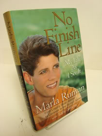 No Finish Line: My Life as I See It - Marla Runyan, First Legally Blind Athlete to Compete in the Olympic Games, Runyan, Marla; Jenkins, Sally