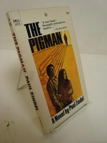 The Pigman, Zindel, Paul