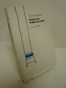 The Nursing Father: Moses as a Political Leader, Wildavsky, Aaron