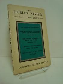 The Dublin Review, Number 457: Third Quarter 1952, Kirk, Russell; Gregor, Ian; Dru, Alexander; Rhodes, Henry T.F.
