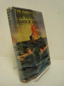 The Hidden Harbor Mystery (Hardy Boys Mystery # 14), Dixon, Franklin W.