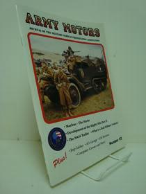 Army Motors, Number 92, Summer 2000, Holland, Lee; Gill, Jim, et al