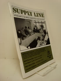 Supply Line: A Publication of the Military Vehicle Preservation Association, May/June 2000, MVPA