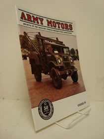 Army Motors: The Journal of the Military Vehicle Preservation Society, Number 66, Winter 1994, MVPA