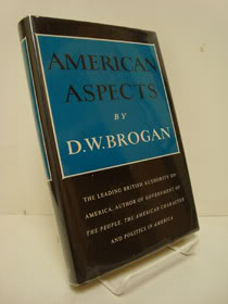 American Aspects, Brogan, D.W.