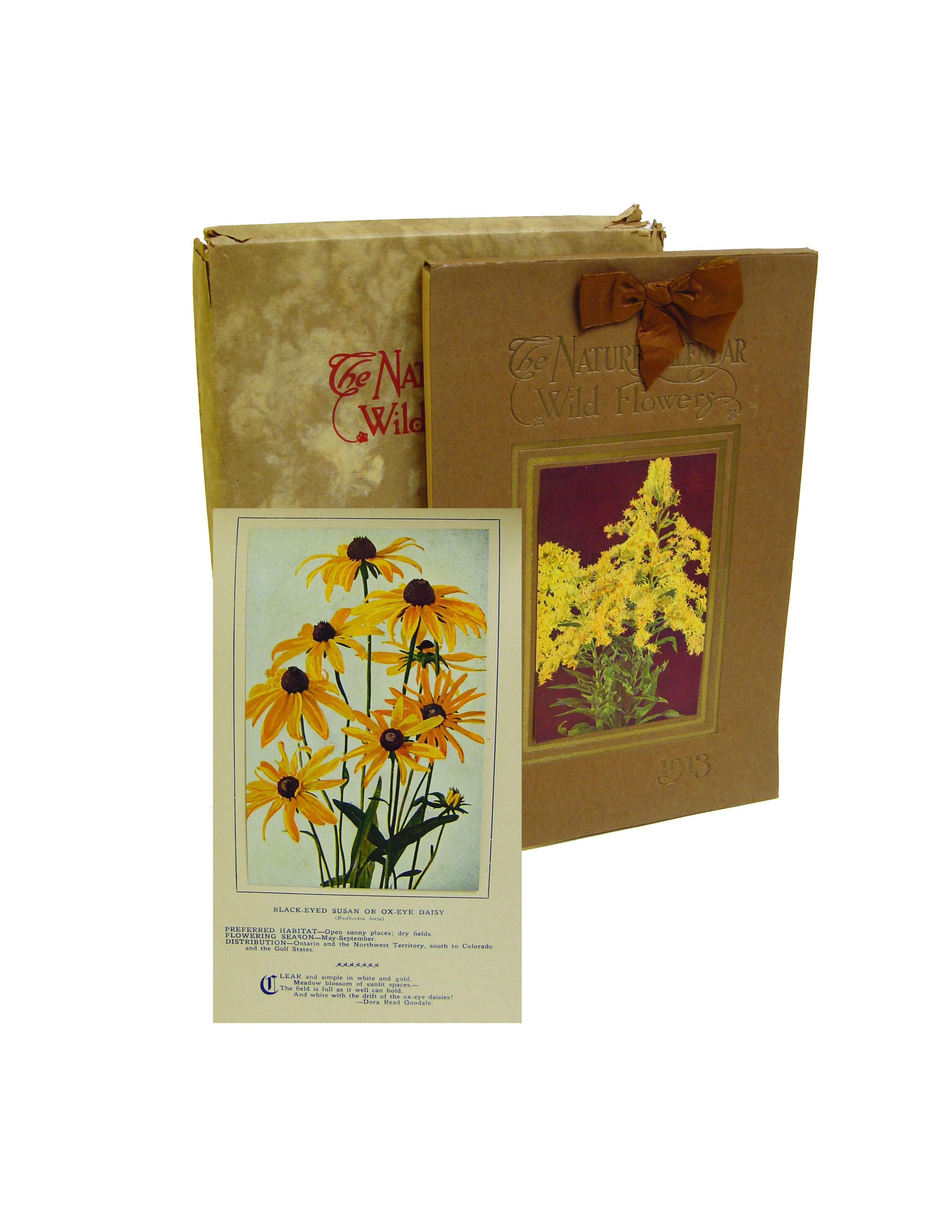 A Nature Calendar, White, Gilbert; Webb, Wilfred Mark (Editor)