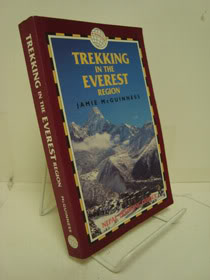 Trekking in the Everest Region (Nepal Trekking Guides), McGuinness, Jamie