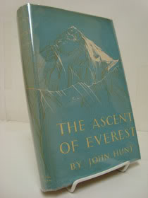 The Ascent of Everest, Hunt, John