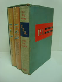 U.S.A. Trilogy: The 42nd Parallel; Nineteen Nineteen [1919]; The Big Money, Dos Passos, John