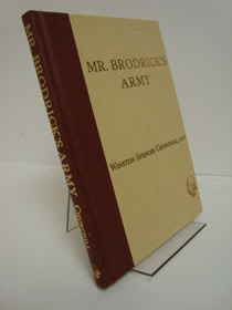 Mr. Brodrick's Army, Churchill, Winston S. [Spencer]
