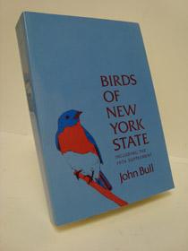 Birds of New York State Including the 1976 Supplement, Bull, John