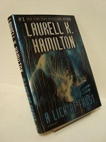 A Lick of Frost, Hamilton, Laurell K.