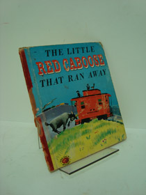 The Little Red Caboose That Ran Away, Curren, Polly