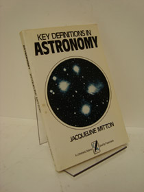Key Definitions in Astronomy, Mitton, Jacqueline