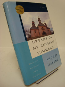 Dreams of My Russian Summers, Makine, Andrei; Strachan, Geoffrey