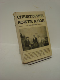 Christopher Sower & Son, Brandt, H.A.