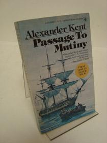 Passage to Mutiny, Kent, Alexander
