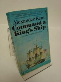 Command a King's Ship, Kent, Alexander