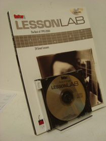 Guitar One Presents Lesson Lab: The Best of 1995-2000, Hal Leonard Corporation