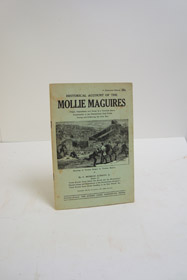Historical Account of the Mollie Maguires, Aurand, A. Monroe Jr.