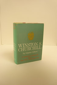 Winston S. Churchill Official Biography Companion Volume III, Part 2: May 1915 - December 1916, Gilbert, Martin