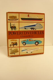 Powered Vehicles: A Historical Review, Carpenter, Reginald