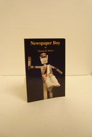 Newspaper Boy, Barker, Thomas B.