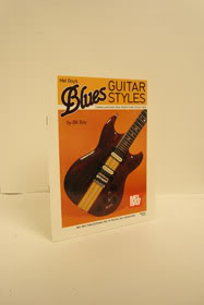 Mel Bay's Blues Guitar Styles, Bay, Bill